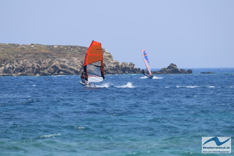 Windsurf Paros Greece 14