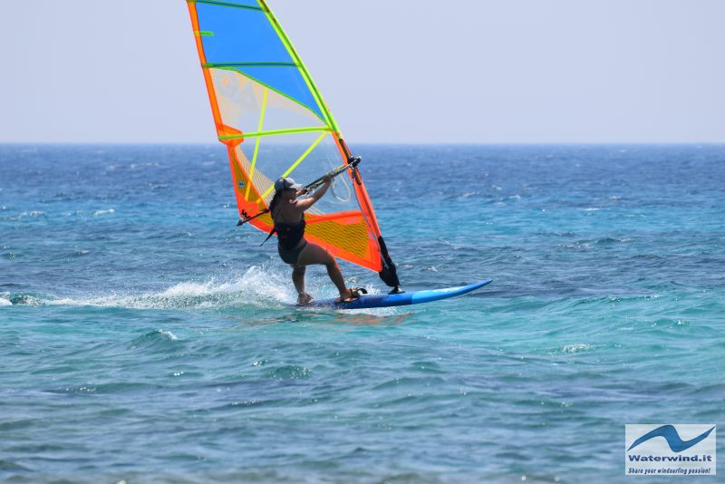 Windsurf Paros Greece 13