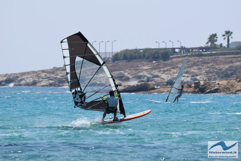Windsurf Paros Greece 16