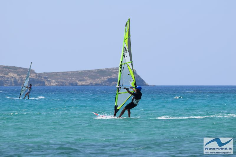 Windsurf Paros Greece 19