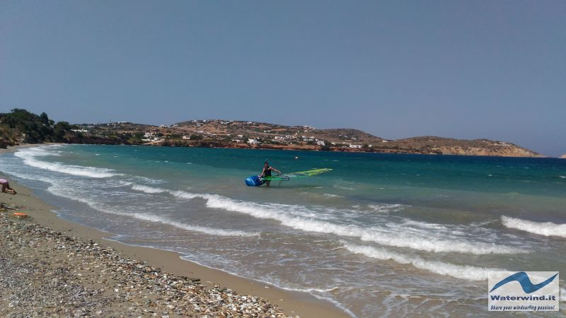 Windsurf Paros Greece 26
