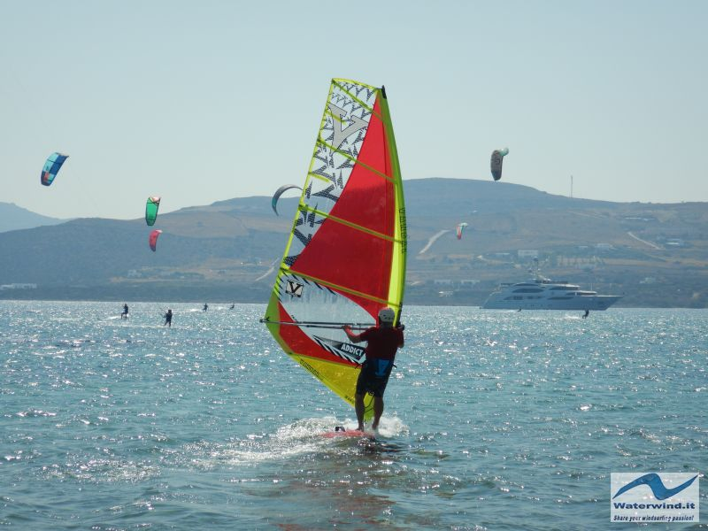 Windsurf Paros Greece 6