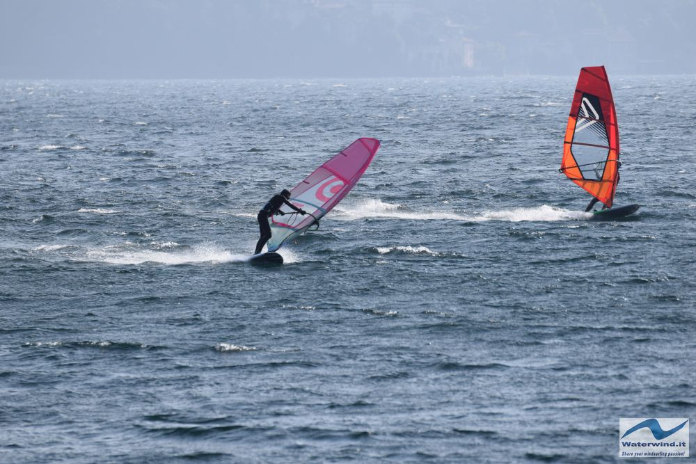 Windsurf Pianello Lago Como 11