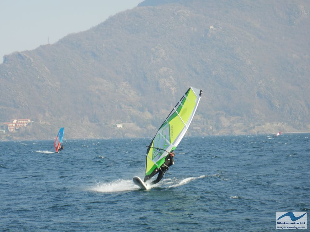 Windsurf Pianello Lago Como 3