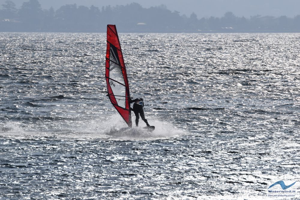Windsurf Pianello Lago Como 8