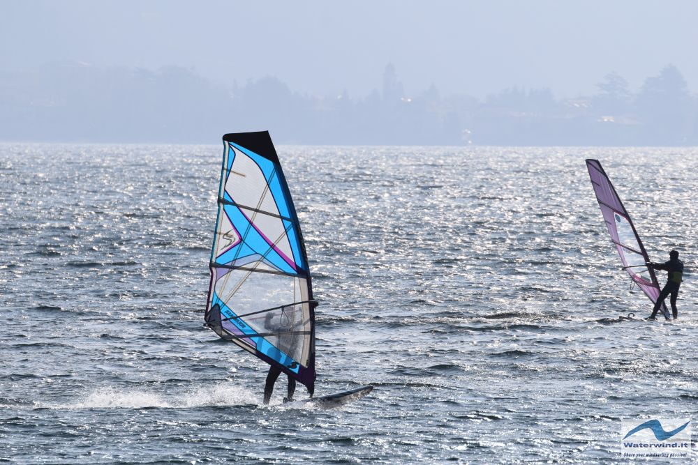 Windsurf Pianello Lago Como 9