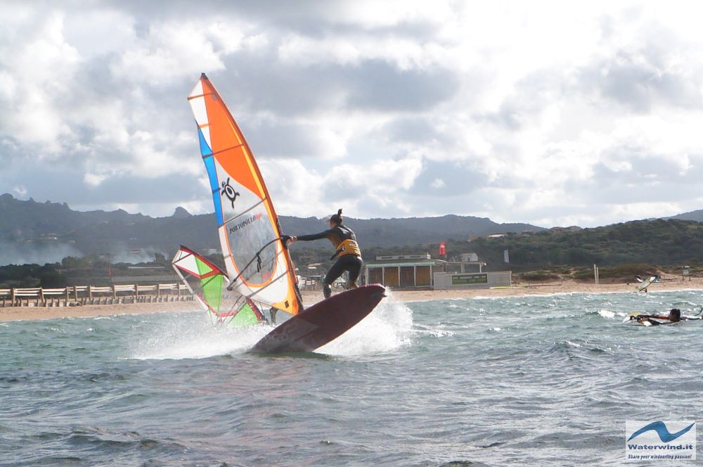 Windsurf Porto Pollo 11