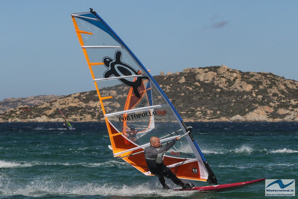 Windsurf Porto Pollo 34
