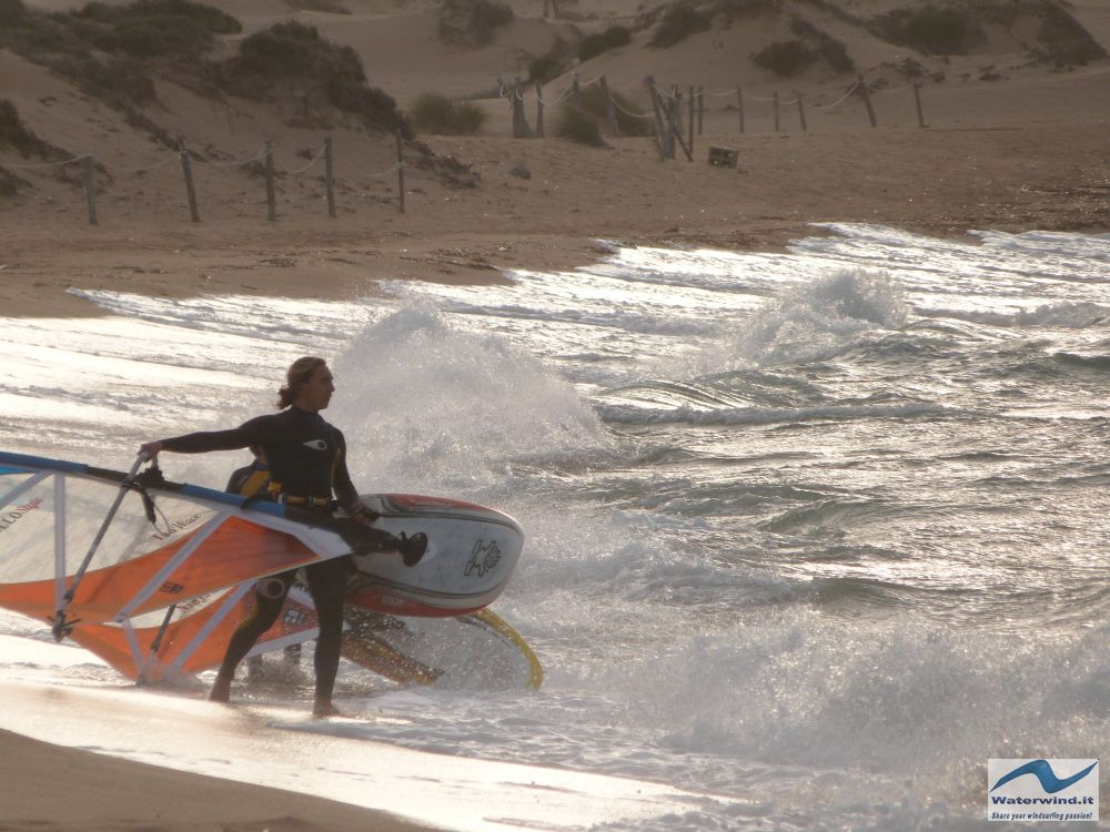 Windsurf Porto Pollo 42