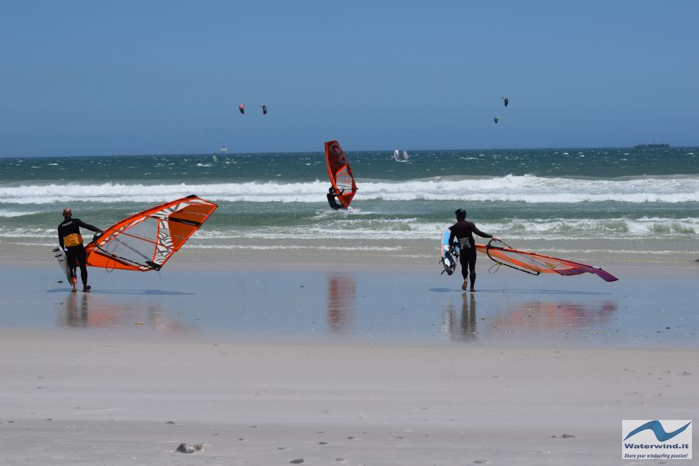 Windsurf Sunset South Africa 251