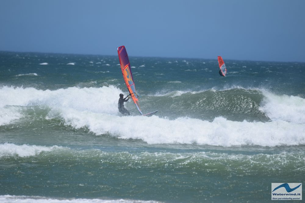 Windsurf Sunset South Africa 254
