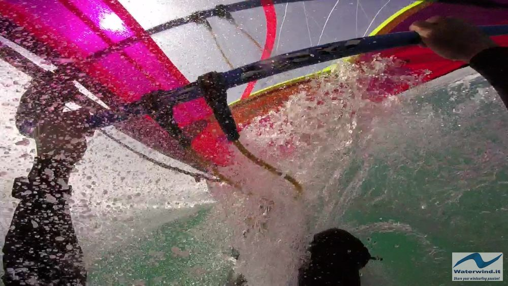 Windsurf Cape town South Africa GoPro 1