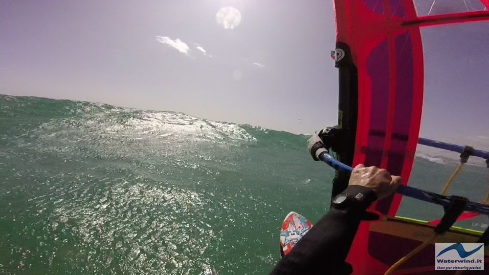 Windsurf Cape town South Africa GoPro 5