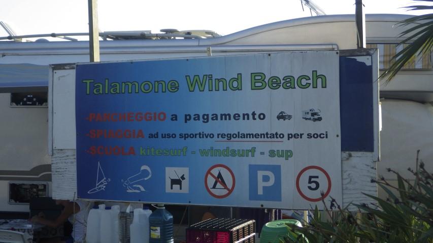 Talamone Italy Map.Windsurf Spot Reviews Talamone Tuscany Italy