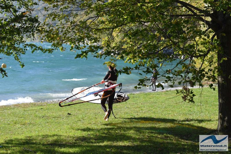 Windsurf Isleten Urnesee Switzerland 6