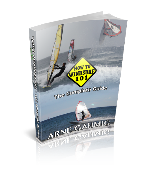 How to windsurf 101 - The complete guide, by Arne Gahmig