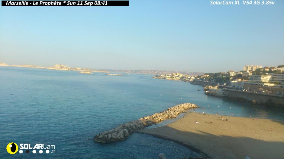 Marseille webcam
