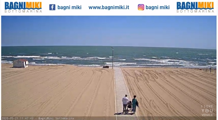 Webcam sottomarina