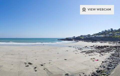 coverack beach webcam